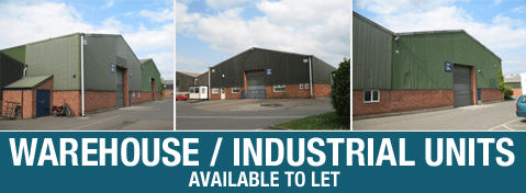 Warehouse Units Available
